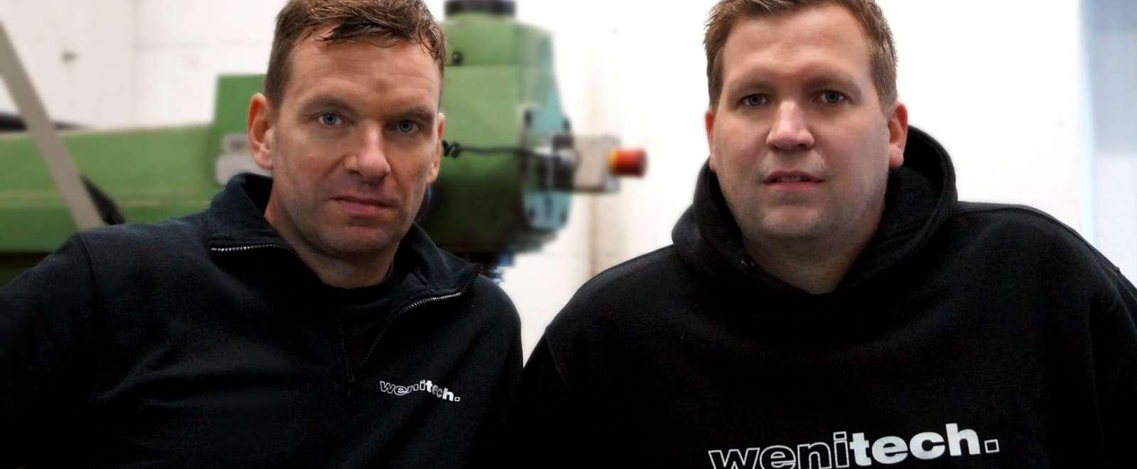 Marius Nieberg und Dirk Wellmann